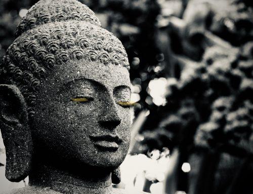 瞑想は、目を閉じて行う方がいいのか?